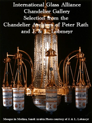Peter Rath and J. & L. Lobmeyr Chandelier Gallery Link